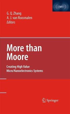 More than Moore - Zhang, Guo Qi / van Roosmalen, Alfred (ed.)