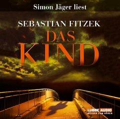 Das Kind, 4 Audio-CDs - Fitzek, Sebastian