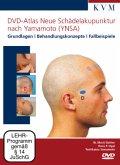 DVD-Atlas Neue Schädelakupunktur nach Yamamoto (YNSA), 1 DVD