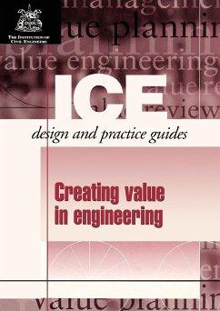 Creating Value in Engineering - Musik: Institution of Civil Engineers