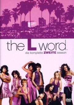 The L Word - Die komplette zweite Season (4 DVDs)
