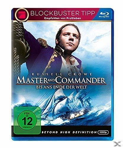 Master & Commander – Bis Ans Ende Der Welt Besetzung