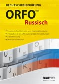ORFO 9.0 Rechtschreib- und Grammatikprüfung Russisch, CD-ROM