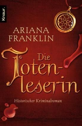 Die Totenleserin - Franklin, Ariana