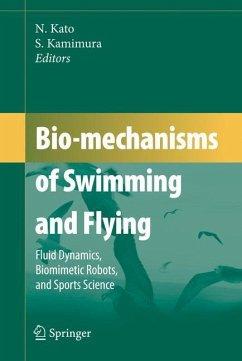 Bio-Mechanisms of Swimming and Flying - Kato, Naomi / Kamimura, Shinji (eds.)