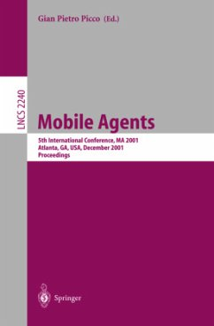 Mobile Agents - Picco, Gian P. (ed.)