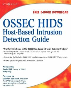 OSSEC Host-Based Intrusion Detection Guide [Wit...