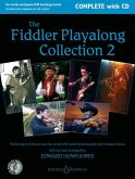 The Fiddler Playalong Collection, Violine (2 Violinen) und Klavier, Gitarre ad lib, m. Audio-CD