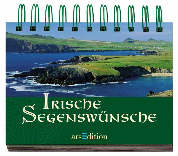 Irische Segenswünsche (Aufstellbuch)