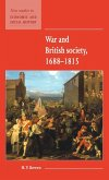 War and British Society 1688 1815