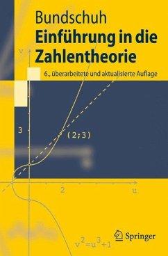 Einführung in die Zahlentheorie - Bundschuh, Peter
