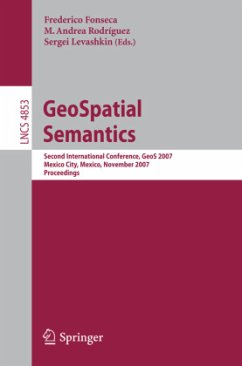 GeoSpatial Semantics - Fonseca, Frederico / Rodriguez, M. Andrea / Levashkin, Sergei (eds.)