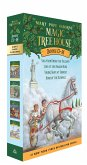 Magic Tree House Volumes 13-16 Boxed Set