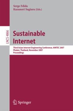 Sustainable Internet - Fdida, Serge (Volume ed.) / Sugiura, Kazunori