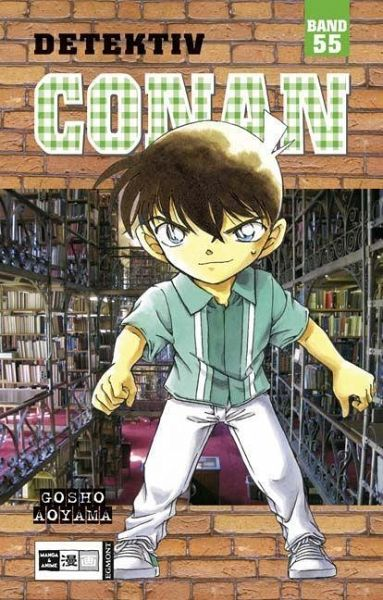 Detektiv Conan Bd.55 - Aoyama, Gosho