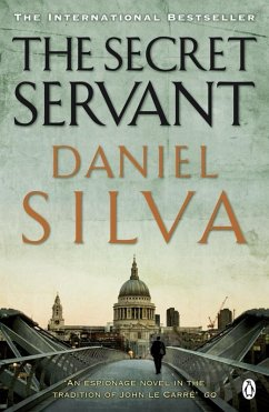 The Secret Servant - Silva, Daniel