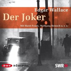Der Joker, 2 Audio-CDs - Wallace, Edgar