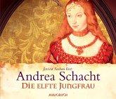 Die elfte Jungfrau, 6 Audio-CDs