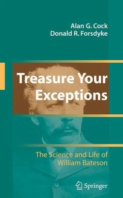 Treasure Your Exceptions - Cock, Alan;Forsdyke, Donald R.
