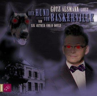 Der hund von baskerville 4 audio cds von arthur conan for Der hund von baskerville