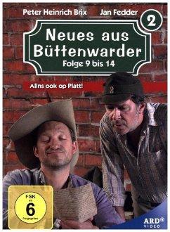 Neues aus Büttenwarder - Folge 09 bis 14 (2 DVDs)