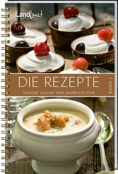 Landlust Die Rezepte Bd1 Von Landlust Portofrei Bei Bücherde
