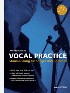 Vocal Practice, m. Audio-CD