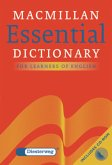 Macmillan Essential Dictionary for Learners of English