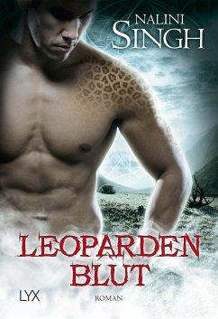 Leopardenblut / Gestaltwandler Bd.1 - Singh, Nalini