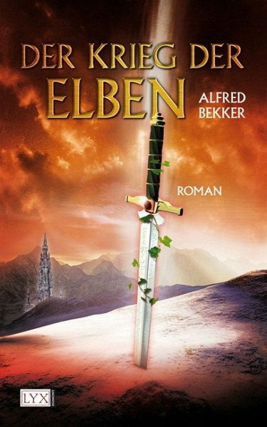 Buch-Reihe Elben Trilogie von Alfred Bekker