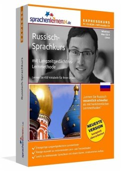 Russisch-Expresskurs, PC CD-ROM m. MP3-Audio-CD