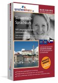 Slowenisch-Basiskurs, PC CD-ROM m. MP3-Audio-CD