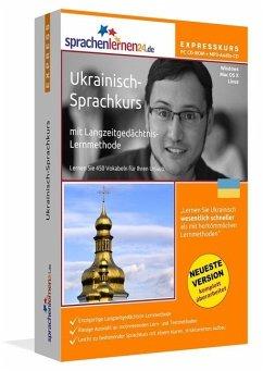 Ukrainisch-Expresskurs, PC CD-ROM m. MP3-Audio-CD