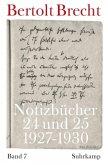 Notizbücher 24 und 25 (1927-1930) / Notizbücher Bd.7