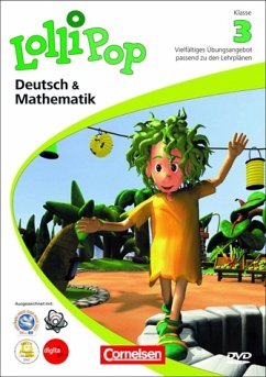LolliPop Multimedia - Deutsch/Mathematik - 3. Schuljahr (PC)