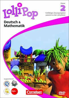 LolliPop Multimedia - Deutsch/Mathematik - 2. Schuljahr (PC)