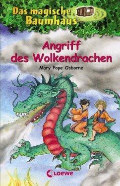 Angriff des Wolkendrachen / Das magische Baumhaus Bd.35 - Osborne, Mary Pope