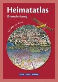 Heimatatlas für die Grundschule Brandenburg. Vom Bild zur Karte