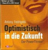 Optimistisch in die Zukunft, 8 Audio-CDs + 1 MP3-CD