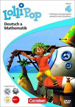 LolliPop Multimedia - Deutsch/Mathematik - 4. Schuljahr (PC)