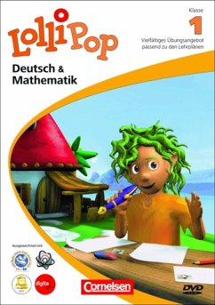 LolliPop Multimedia - Deutsch/Mathematik - 1. Schuljahr (PC)