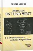 Zwischen Ost und West, Band 1, 2 Teile