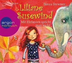 Mit Elefanten spricht man nicht! / Liliane Susewind Bd.1 (2 Audio-CDs) - Stewner, Tanya