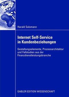 Internet Self-Service in Kundenbeziehungen