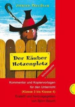 Otfried Preußler: Der Räuber Hotzenplotz - Bauch, Björn