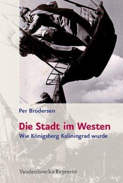 Die Stadt im Westen - Brodersen, Per