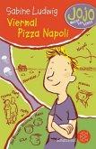 Jojo macht das schon - Viermal Pizza Napoli