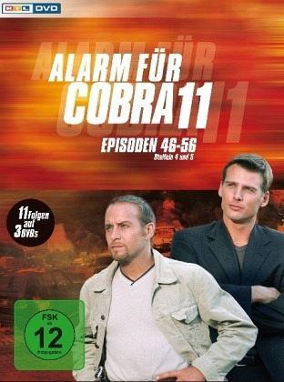 alarm f r cobra 11 staffel 04 05 3 dvds auf dvd. Black Bedroom Furniture Sets. Home Design Ideas