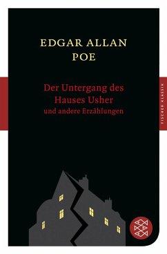 Der Untergang des Hauses Usher und andere Erzählungen - Poe, Edgar Allan