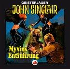Myxins Entführung / Geisterjäger John Sinclair Bd.46 (1 Audio-CD)